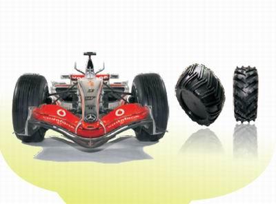玩具车轮胎(轮皮)